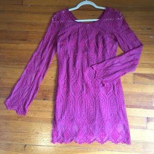 2/$20 Urban Outfitters Ecoté Women's Lace Dress